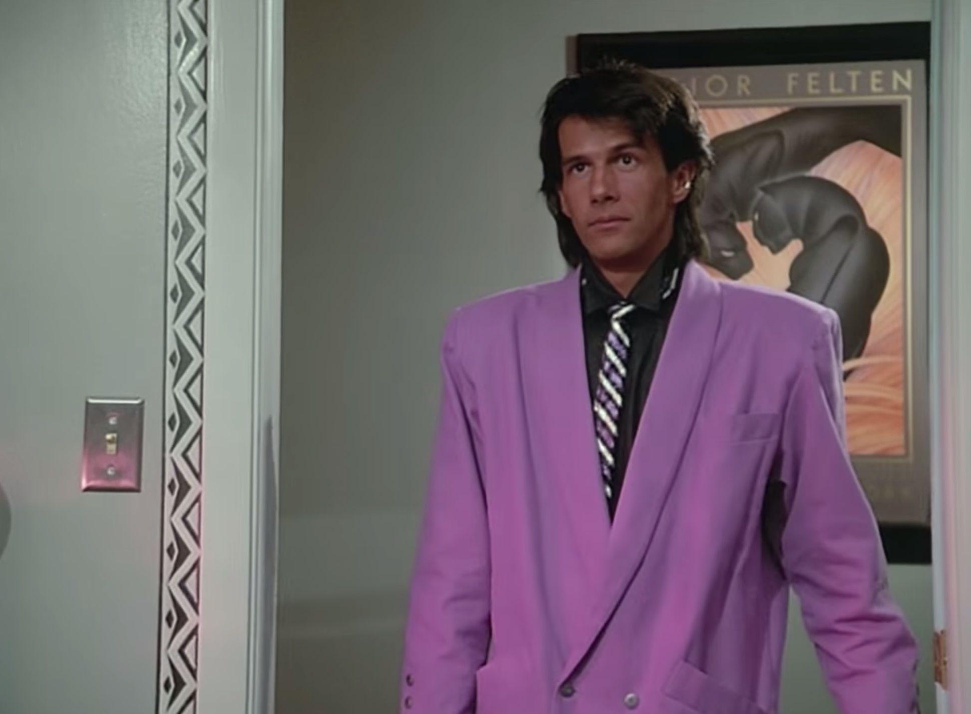 Miami Vice Bad 80s Fashion , Miami Vice Style Supercut