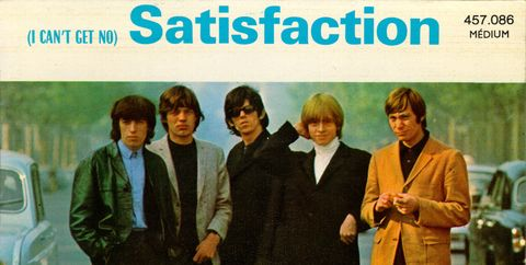 The Rolling Stones Recorded 'Satisfaction' 50 Years Ago Today
