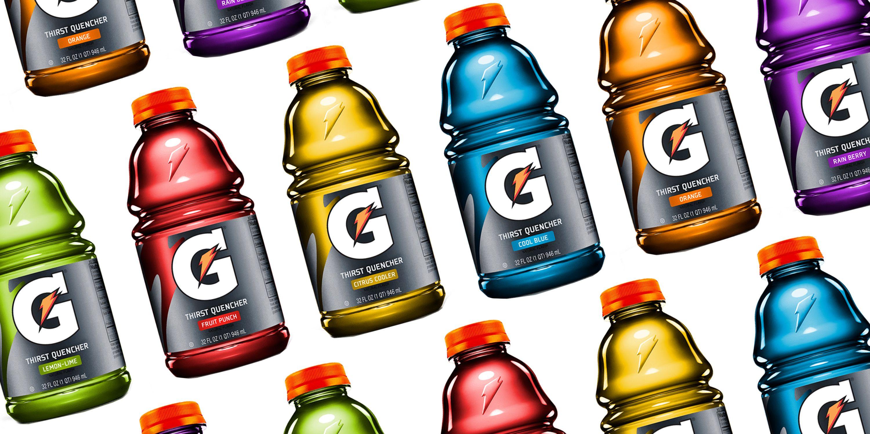 ce3fda4c85c55 Gatorade Flavors, Ranked