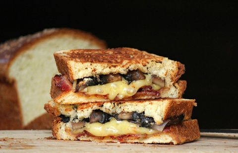 15 Gooey, Wonderful Grilled Cheese Recipes
