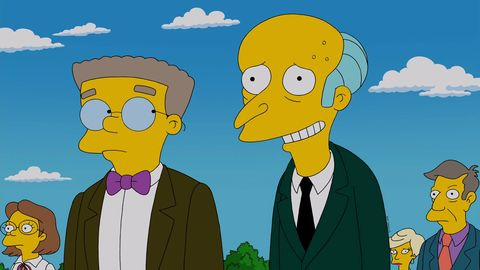 Harry Shearer Says He's Leaving The Simpsons
