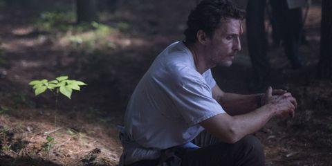 Sea of Trees - Matthew McConaughey