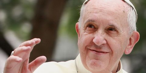 Pope Francis Philippines January 2015