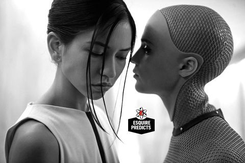 Hot Lady Robots Are a Serious Trend (But Should They Be?)