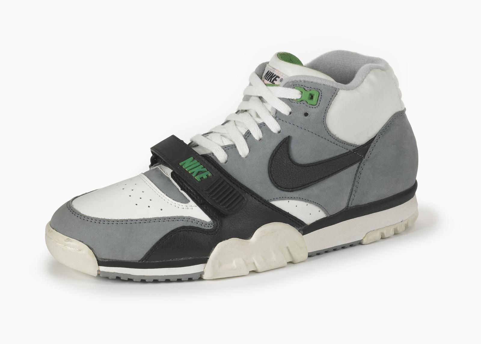 the latest bc877 3bc93 How John McEnroe Helped Create the First Cross Trainers - John McEnroe Nike  Air Trainer 1