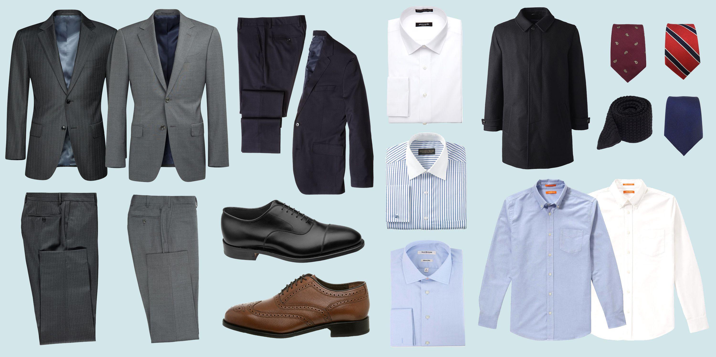 photo Men's Fashion Basics – Part 22 – Summer Suits