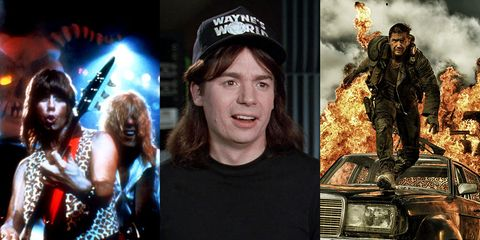 The 20 Most Heavy Metal Movies Ever