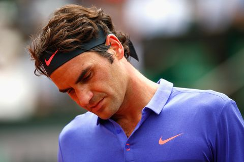 There Will Be No More Fan Selfies With Roger Federer