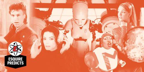 Futuristic Music Videos