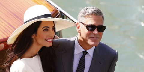George Clooney Twitter