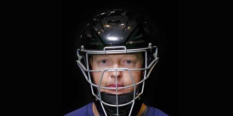 MLB Colorado Rockies Catcher Nick Hundley