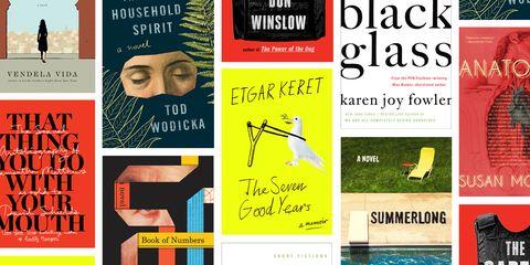 Esquire's Summer Reading List