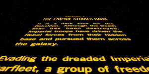 empire strikes back opening title crawl