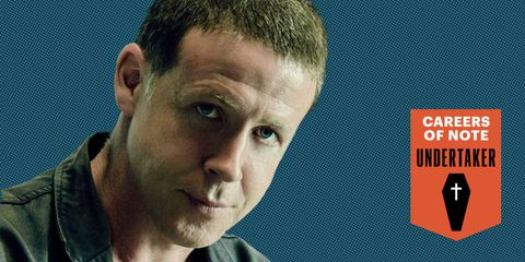Jeremy Massey - careers of note - undertaker