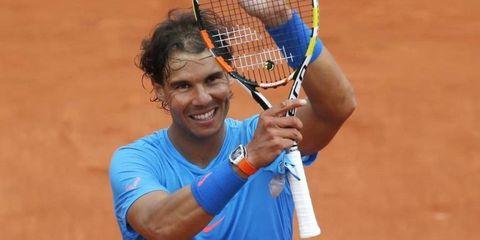 Nadal in Richard Mille 27-02 Watch