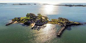 private new york city island