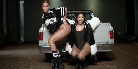 Beyonce and Nicki Minaj - Feeling Myself