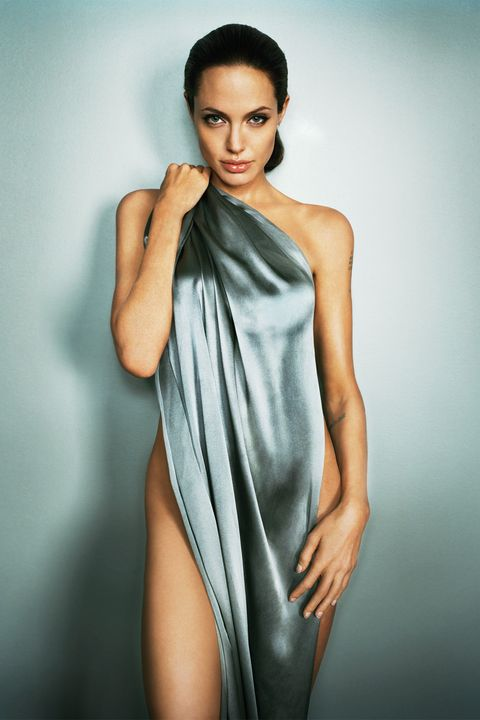 Angelina Jolie Sexy Pics - Hot Photos And Interview Of -9404