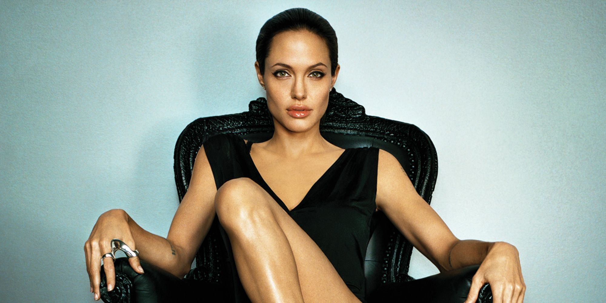 Angelina Jolie Dies for Our Sins