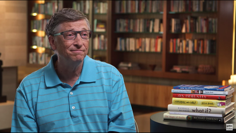 Bill Gates' Summer Reading List Is Heavy on Nerd, Light on Non-Nerd