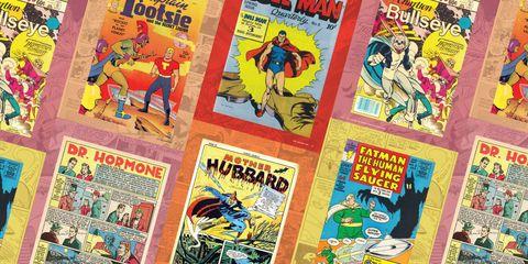 Regrettable Superheroes