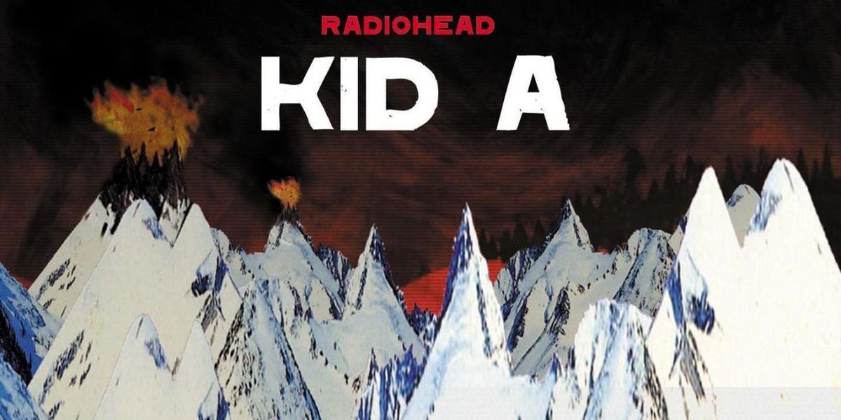 Kid A Cover - How Radiohead's Most Alienating Album Got Its Cover