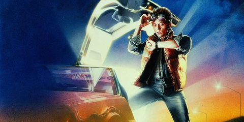 How Back to the Future Almost Didn't Get Made