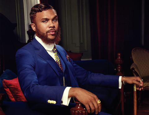 Jidenna Told Us Everything It Takes to Be a Classic Man
