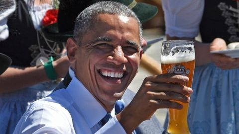 Image result for images obama hysterical laughter