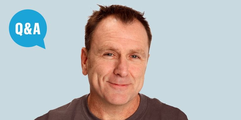Colin Quinn Interview