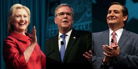 Presidential hopefuls