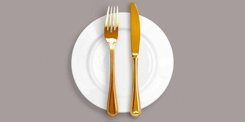 Dishware, Tableware, Cutlery, Fork, Kitchen utensil, Household silver,