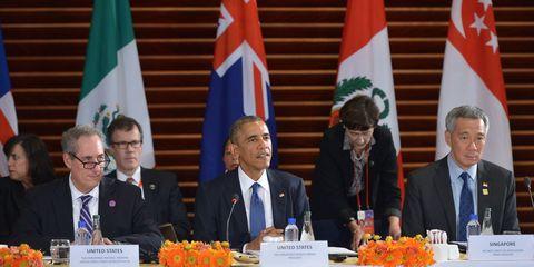 TPP Meeting