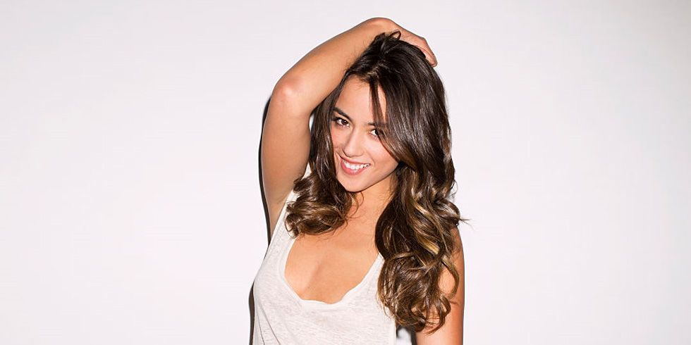 Chew bubble gum and kick ass