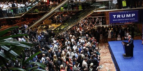 Crowd, Convention, Audience, Official, Lectern, Stairs, Public speaking,