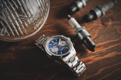 Product, Analog watch, Watch, Watch accessory, Glass, Clock, Space, Metal, Still life photography, Grille,