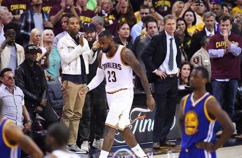 Even After the Loss, LeBron James Is Still a Titan of Modern Sport