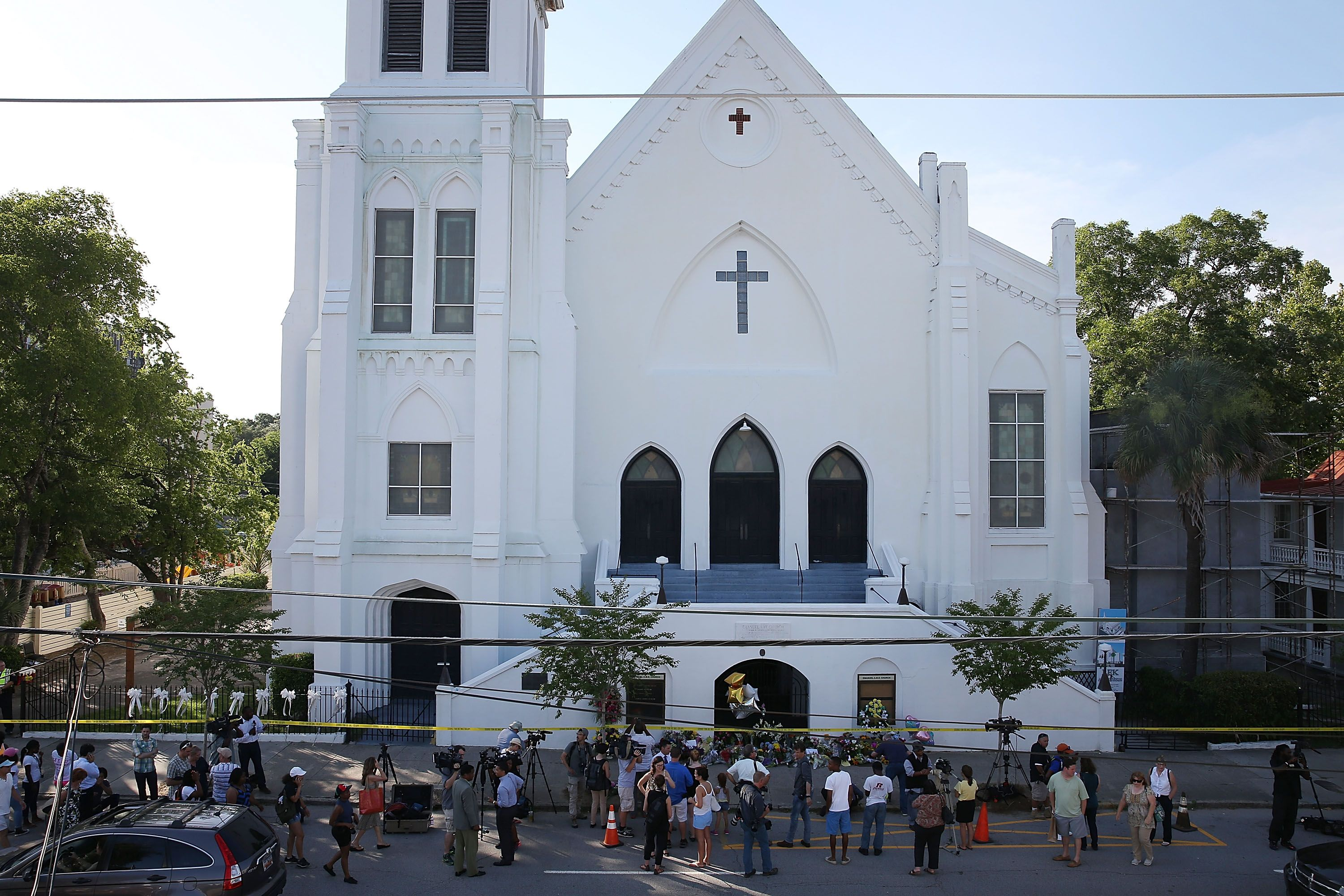 Sunday Service At Emanuel Ame Church In Charleston South Carolina Lessons I Learned