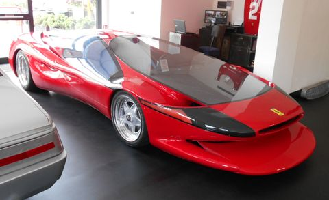 This Ridiculous Ferrari Is Actually Up for Sale in Italy
