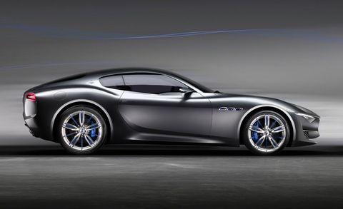 The 2017 Maserati Alfieri: Guaranteed to Be Not F-ing Boring