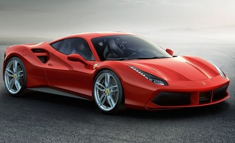 The 2016 Ferrari 488GTB Is the Twin-Turbo 458 Replacement