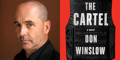 Don Winslow Interview - Don Winslow on 'The Cartel'