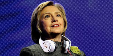 Hillary Clinton playlist