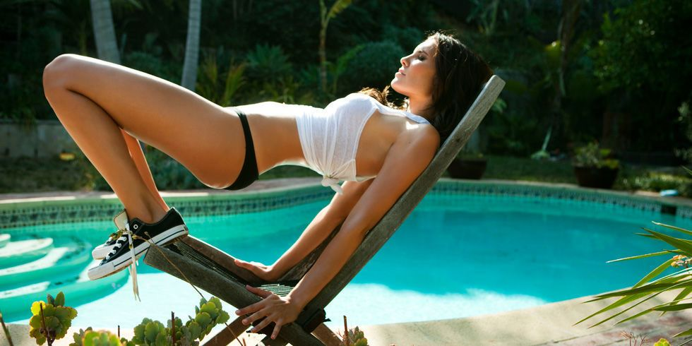 Daniela Ruah Hot Photos - Daniela Ruah Sexy Pics And Interview-3528