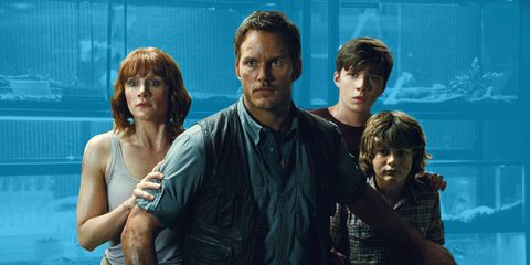 The $200 Million-Devouring Jurassic World Hates Itself
