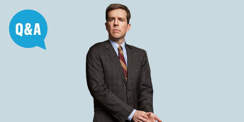 Ed Helms on Bluegrass, Keg Parties, and the Bill Monroe Movie We're Dying to See