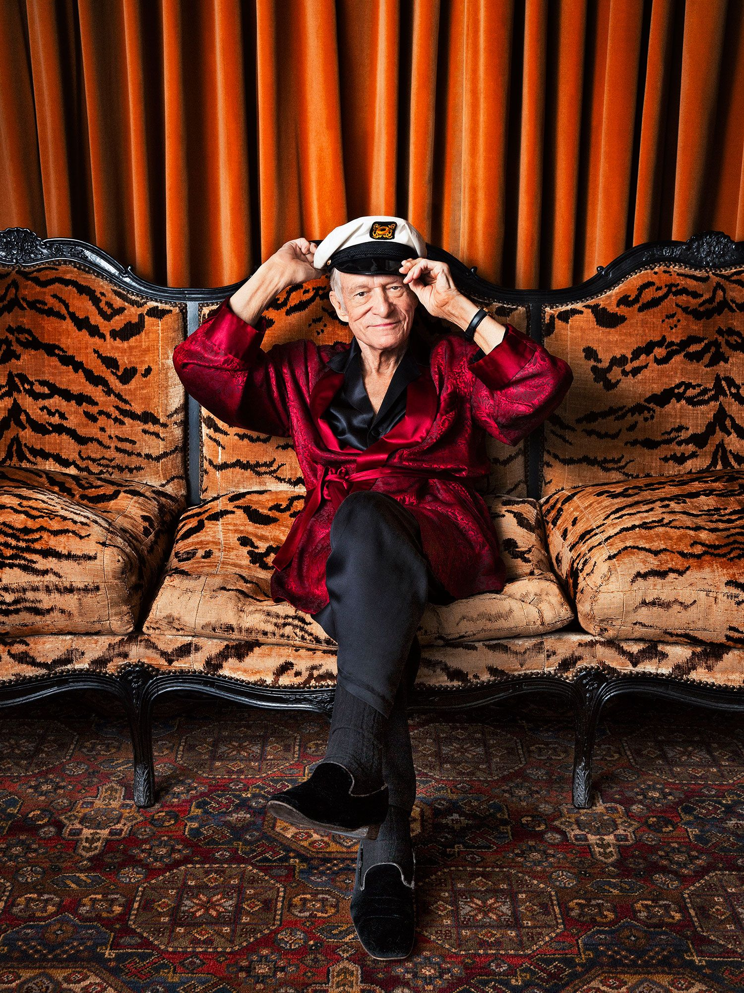 Hugh Hefner Esquire Interview The Perfect Life Of Hugh Hefner