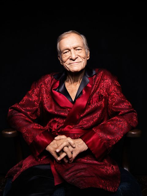 Hugh Hefner: What I've Learned