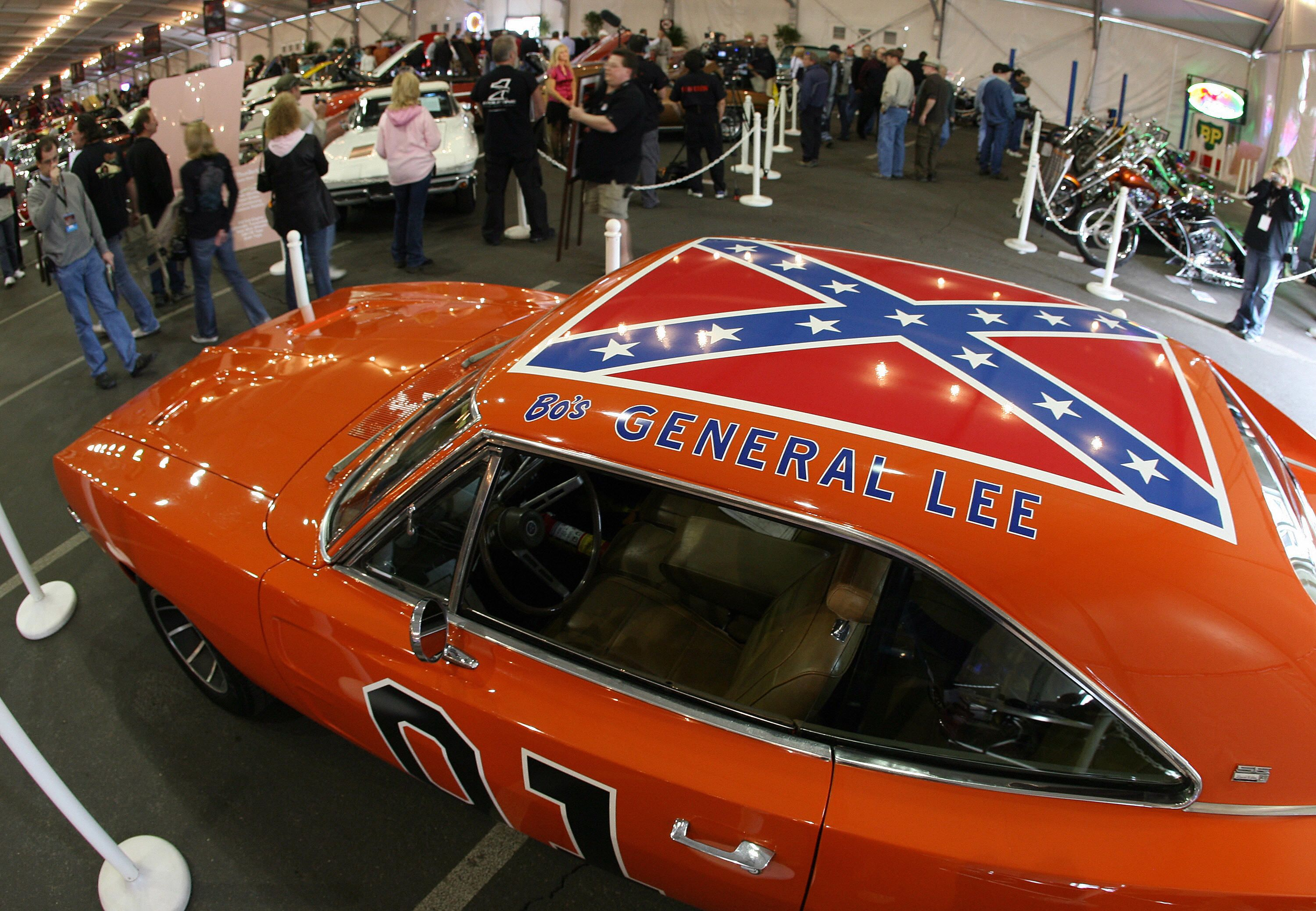 Here's Some Stupid for Lunch: People Really Love the General Lee