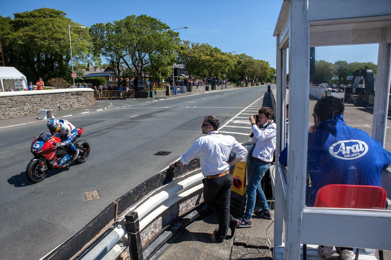 Isle of Man TT 2015 Battery Powered Motorcycles